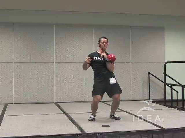 Introduction to Kettlebell Training for Fitness Professionals Course